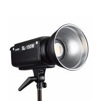 Godox SL150Y LED Video Light Photography Fill Light for Studio Recording Yellow Version EU Plug