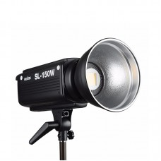 Godox SL150Y LED Video Light Photography Fill Light for Studio Recording Yellow Version EU Plug