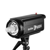 Godox DP600II GN80 Studio Strobe Flash Light Speedlite with 2.4G Godox X System 220V EU Plug