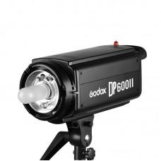 Godox DP600II GN80 Studio Strobe Flash Light Speedlite with 2.4G Godox X System 220V UK Plug