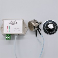 4-20mA Generator Adjustable Analog Quantity Current Signal Generator Module For Frequency Converter