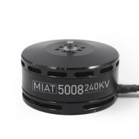 MIAT 5008 Motor KV240 Multi-Axis Brushless Motor IPE Waterproof for RC Plant Agriculture Drone