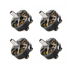 T-Motor 4pcs FPV Motor Brushless For FPV Racing Drone FPV Freestyle Frame F60Pro IV KV2550 (Grey)