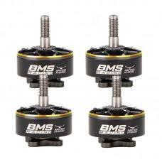 4pcs T-Motor FPV Motor Racing Drone Brushless Motors BMS RACING 2306.5 KV2000 4-6S For F450