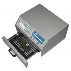 QS-5100 600W SMT Lead Free Reflection Oven Automatic BGA Soldering Station Desktop for Rework SMD