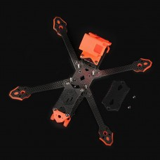 T-Motor FT5 FreeStyle Drone Frame 225mm FPV Racing Frame FPV FreeStyle Frame Kit with 5mm Arms