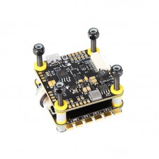 T-Motor Flight Controller Stack w/ 3-6S Brushless ESC For FPV Racing Drone Unassembled (F4+F45A V2.0)