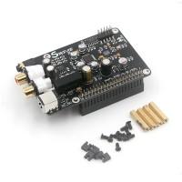 R93 AK4493 Decoding Board I2S 32BIT DAC Audio Digital Player Decoder for Raspberry Pi 2B 3B 3B+ 4B