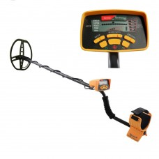 "Gold Detector Metal Detector Underground Metal Finder Gold Finder with 11"" Searching Coil MD-6350"