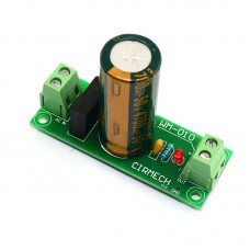 5PCS Rectifier Filter Power Supply Board 50V 4700μF Amplifier AC to DC Power Module Unassembled