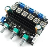TPA3116D2 Power Amplifier Board HiFi Digital Subwoofer Amplifier 2.1 Channel 10-25V Finished Board