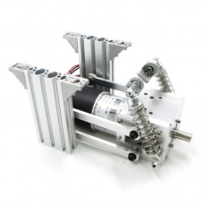 Chassis Wheel Independent Suspension Shock Absorber Damper with Photoelectric Encoder MD60 1:47