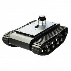 ROS TR500 Robot Tank Chassis Tracked Vehicle Chassis Max Load 20KG Suspension System Assembled