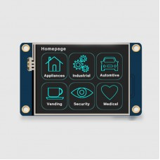 Nextion NX3224T028 2.8'' HMI TFT Touch Display LCD Module 4MB Flash for Arduino Raspberry Pi