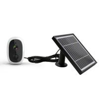 WiFi Solar Power Outdoor Camera 2MP 1080P PIR Motion Sensor with Solar Panel (Primary Color)