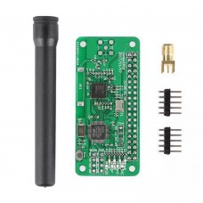 UHF VHF UV MMDVM Hotspot Kit Unassembled without Shell For DMR P25 YSF DSTAR Raspberry Pi Zero 3B 3B