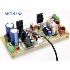 SK18752 Fever Amplifier Board with Preamp AC 12-22V Power Amp Module Compatible with LM1875 Chip