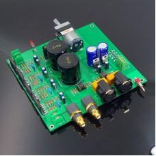 BRZHIFI A600 Fully Balanced Input Output Amplifier Low Distortion Power Amplifier Board DIY Kit