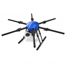 EFT E616S 16L Agricultural Drone Spraying Drone 6 Axis Multi-rotor Hexacopter 16KG Folding Wheelbase Frame Kit