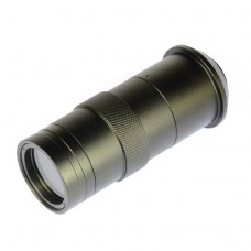 8X-100X C-Mount Microscope Lens C Mount Zoom Lens 25MM For Industrial Microscope Camera Eyepiece