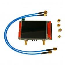 Vector Network Analyzer 50KHz-3GHz Antenna Analyzer + Cables Calibration Kits HF VHF UHF NanoVNA V2