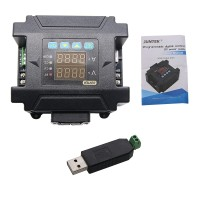 DPM8605-485 60V 5A Constant Voltage Current Power Supply DC-DC Step-down Communication Power Supply