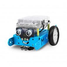 Makeblock mBot DIY Robot Kit Programming Education Robot for Kids STEM Education 1.1 BT Version Blue