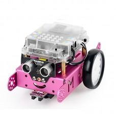 Makeblock mBot DIY Robot Kit Programming Education Robot for Kids STEM Education 1.1 BT Version Pink
