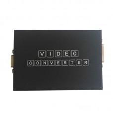 Engineering DVI-D to VGA Converter Digital to Analog Converter Adapter 1080P Plug and Play