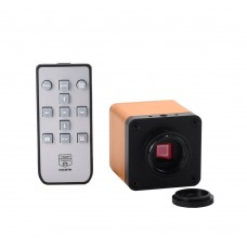 16MP Industrial Camera HDMI USB Microscope Camera 1080P with Remote Control For PCB Phone Repair