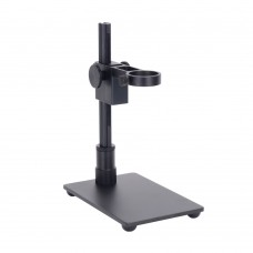 Portable USB Microscope Stand Aluminum Alloy Arm Stand Holder Bracket For Microscope Repair Soldering