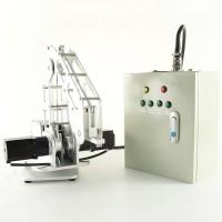 R580 3-Axis Robot Arm Industrial Robotic Arm Load 2.5kg 57 Gear Motor w/ Control Box Assembled
