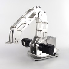 S580 3-Axis Robot Arm Industrial Robotic Arm Load Capacity 4KG w/ 57 Gear Motor Assembled