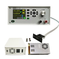 DC Power Supply Adjustable USB Communication + Shell + 60V-600W Switching Power Supply Unassembled