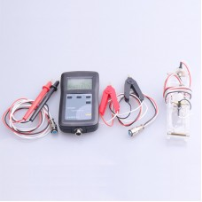 YR1035+ Lithium Battery Internal Resistance Tester Meter Range 0-100V 0-200Ω (Full Kit)