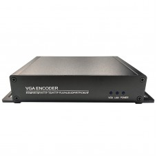 VGA HDMI Video Encoder Streaming H.264 Support Video Preview Loop Output HDMI 1080P@60P XE3V