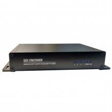 4-Way SDI Video Encoder H.265 1920 x 1280 H.264 SDI Video Card For RTMP Live Streaming XE4S