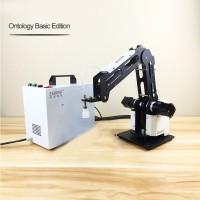 3-Axis Mechanical Robot Arm Industrial Manipulator Desktop Programming Robotic Arm with Air Pump