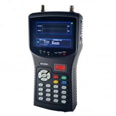 "3MP Digital Satellite Finder Meter 4.3"" Monitor Support AHD TVI CVI Coaxial HD Camera KPT-255G+"