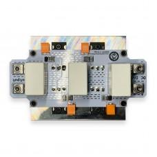 For (QCW)DRSSTC Medium Power Full Bridge Module Tesla Coil Full Bridge 2OZ Copper 50UD