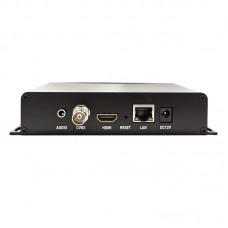 4K Video Decoder H.265 Transcoder Surveillance Camera Live SRT Decoding SRT Transcoding XDT3798