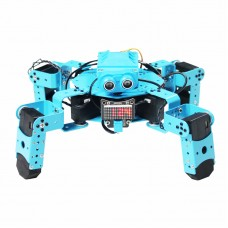 Spider Robot Quadruped Robot Bionic Robot For Scratch Graphical Programming C Language Assembled