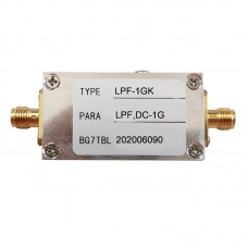 1G RF Low Pass Filter LPF Filter Ham Radio Low Pass Filter Module (LPF-1GK Version)