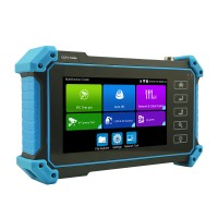 4K IP Camera Tester Security Camera Tester CCTV Tester For IP AHD CVI TVI IPC-5000 Plus