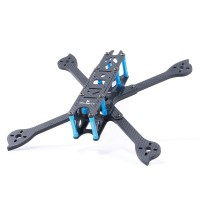 iFlight XL6 V4 Long Range FPV Frame FPV Freestyle Frame 255mm FPV Racing Drone Frame Unassembled