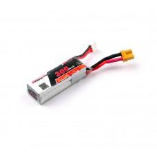 Happymodel 2S 300MAH 7.6V Battery HV 80C Indoor FPV Drone Mobula7 Upgrade Battery