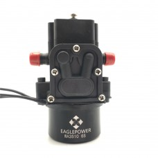 Agricultural Plant Protection Drone Pump Brushless Diaphragm Water Pump 24V 5.5L/min Flow