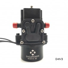 Agricultural Plant Protection Drone Pump Brushless Diaphragm Water Pump 48V 5.8L/min Flow
