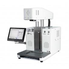 TBK958C Automatic Laser Marking Machine Broken Back Glass Separator Screen Separator Machine