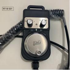 RT-B-021 4 Axis MPG CNC Pendant CNC Handwheel 100PPR (AB) For FANUC CNC System